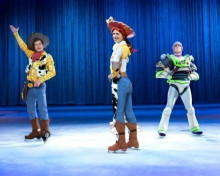 Disney On Ice presents 100 Years of Magic: O2 Arena