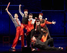 Showstopper! The Improvised Musical