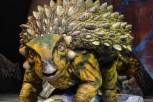 Walking With Dinosaurs - Wembley