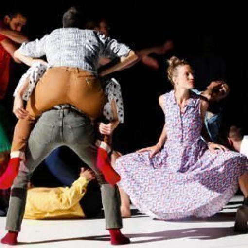 Emanuel Gat Dance - WORKS