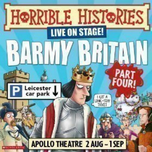 Horrible Histories - Barmy Britain - Part 4