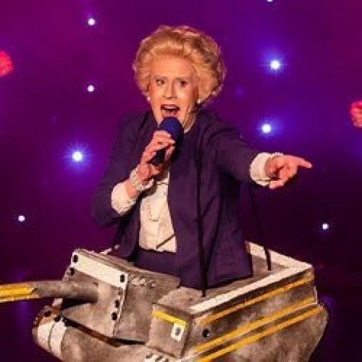 Margaret Thatcher Queen of Soho