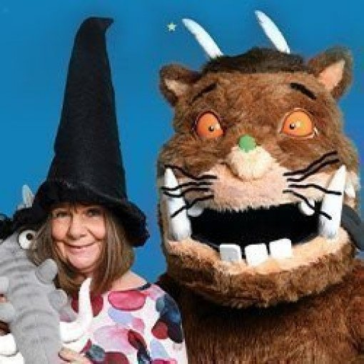 The Gruffalo, The Witch and the Warthog
